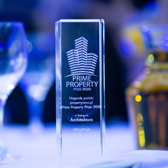 Prime Property Prize 2021